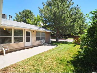 West Valley City Townhouse For Sale: 4509 W 3080 S #27