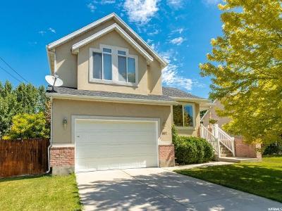 Murray Single Family Home For Sale: 607 E 5400 S