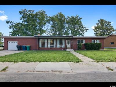 Orem Single Family Home For Sale: 409 N 550 E