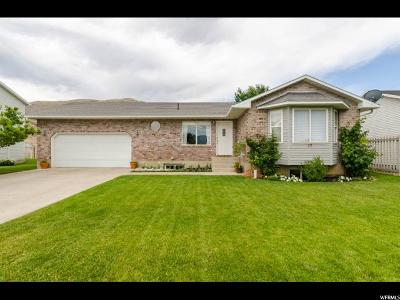 Hyrum Single Family Home For Sale: 17 S Wapiti Loop