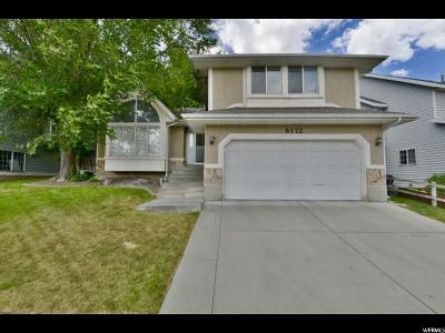 Murray Single Family Home For Sale: 6172 S Eagle Nest Dr W