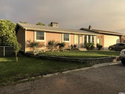 Castle Dale UT Single Family Home For Sale: $150,000