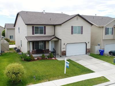 Eagle Mountain Single Family Home For Sale: 2312 E Hitching Post Dr