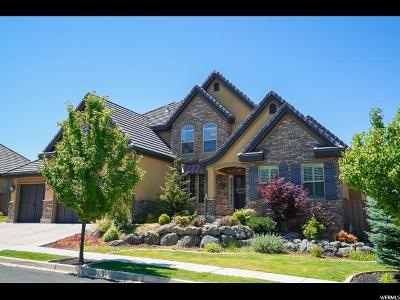 Lehi Single Family Home For Sale: 2193 Aspen Wood Loop W