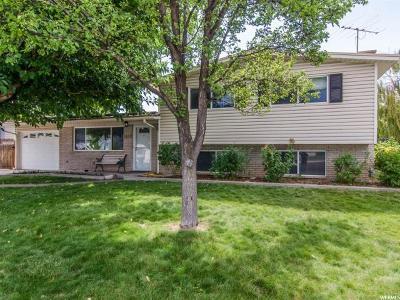Orem Single Family Home For Sale: 921 N 60 E