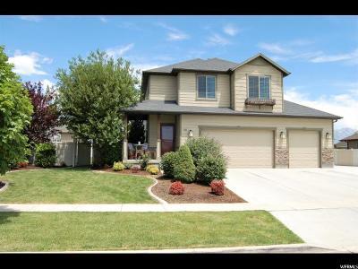 Saratoga Springs Single Family Home For Sale: 506 W Bono Blvd