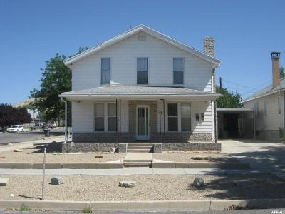 Price UT Single Family Home For Sale: $145,000