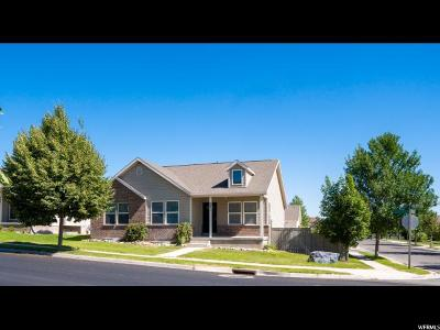 Eagle Mountain Single Family Home For Sale: 4071 E Golden Eagle Dr