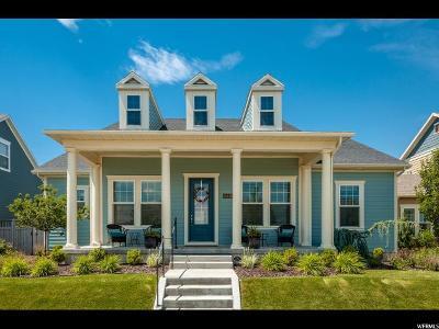 South Jordan Single Family Home For Sale: 10426 S Split Rock Dr W