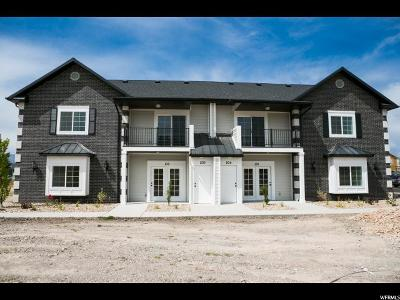 Logan Multi Family Home For Sale: 1562 N 160 W #11