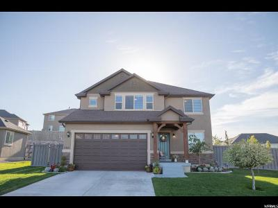 Eagle Mountain Single Family Home For Sale: 9143 N Waterford Ln #174