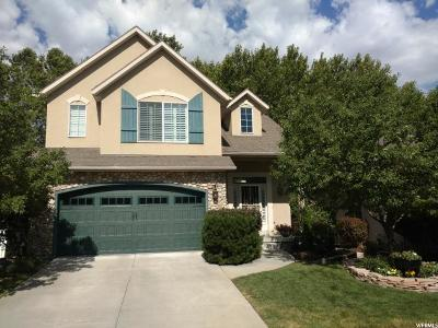 Sandy Single Family Home For Sale: 9060 S Enchanted Oak Ln E