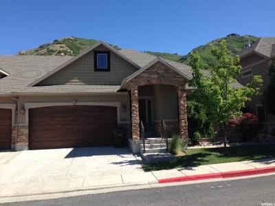 Draper Single Family Home For Sale: 1336 E Vista Valley Dr