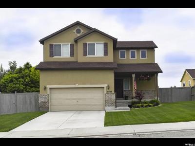 Eagle Mountain Single Family Home For Sale: 3566 E Paine St