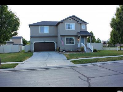 Eagle Mountain Single Family Home For Sale: 7905 N Vista View Dr E