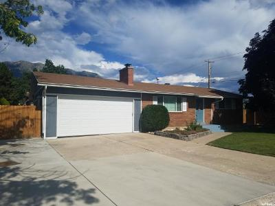 Orem Single Family Home For Sale: 818 N 435 E