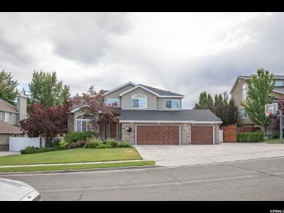 Sandy Single Family Home For Sale: 8624 S Cima Dr E