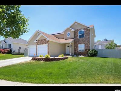 Saratoga Springs Single Family Home For Sale: 2351 N Cherry Cir