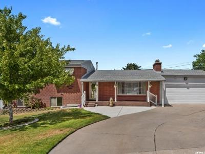 Bountiful Single Family Home For Sale: 698 W 3400 S