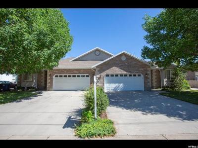 Spanish Fork Multi Family Home For Sale: 331 E 100 N