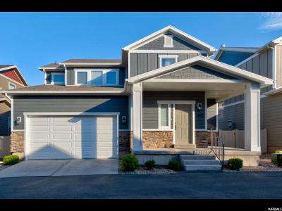 Herriman Single Family Home For Sale: 5403 W Cherry Breeze Ct S