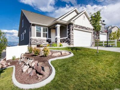 Herriman Single Family Home For Sale: 14443 S Chrome Rd