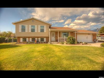 Highland Single Family Home For Sale: 5972 W 9960 N