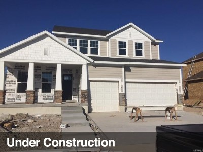 Lehi Single Family Home For Sale: 3192 W 2450 N