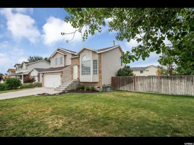 Lehi Single Family Home For Sale: 2297 N 790 W