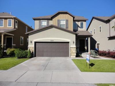 Herriman Single Family Home For Sale: 13133 S Brickshire Ln