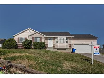 West Jordan Single Family Home For Sale: 6187 S Kenyons Claim Cir W