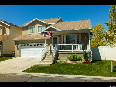 West Valley City Single Family Home For Sale: 3196 S Ivy Park Dr W