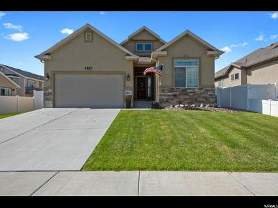 Riverton Single Family Home For Sale: 4947 Wild Mare Way