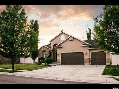 Herriman Single Family Home For Sale: 5586 Toscana Way