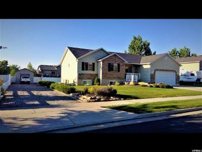 Nibley Single Family Home For Sale: 933 W 2575 S