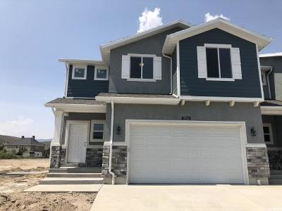 Eagle Mountain Single Family Home For Sale: 8189 N Cedar Springs Rd E #103