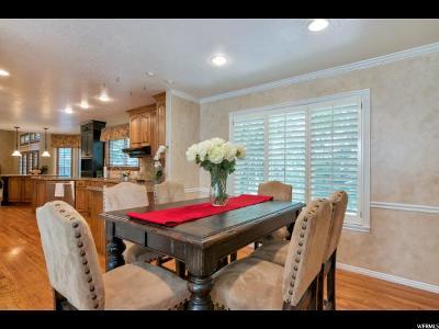 Sandy Single Family Home For Sale: 11759 S Oak Manor Dr E