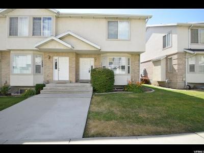 Provo Townhouse For Sale: 1355 S 1400 E