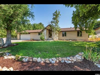South Jordan Single Family Home For Sale: 4154 W Donibristle Cir
