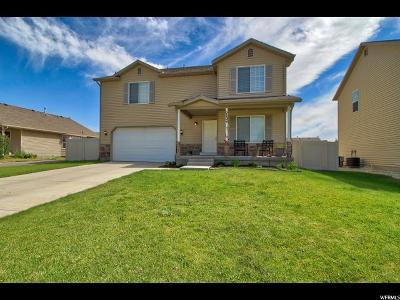 Eagle Mountain Single Family Home For Sale: 2124 E Hickock Way N
