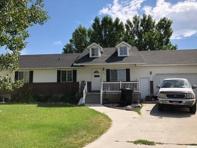 Preston Single Family Home For Sale: 635 E Linden Cir