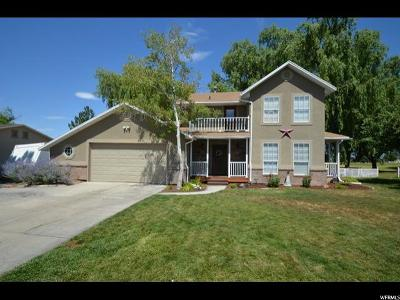 Stansbury Park Single Family Home For Sale: 474 E Country Club
