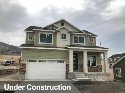 Saratoga Springs Single Family Home For Sale: 3311 S Tytus Ln W #6527