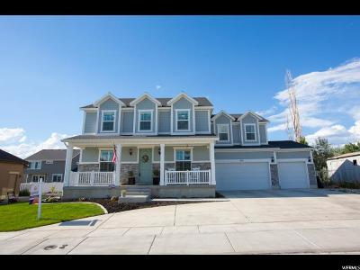 Lehi Single Family Home For Sale: 1314 W 1550 N