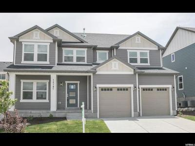 Herriman Single Family Home For Sale: 14797 S Palmerston Way #20 Dr W #20