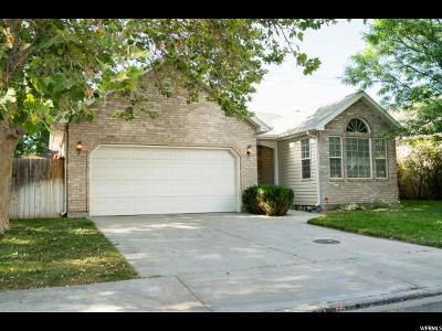 Provo Single Family Home For Sale: 2222 W 480 N