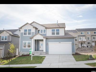 Herriman Single Family Home For Sale: 14803 S Palmerston Way #19 Dr W #19