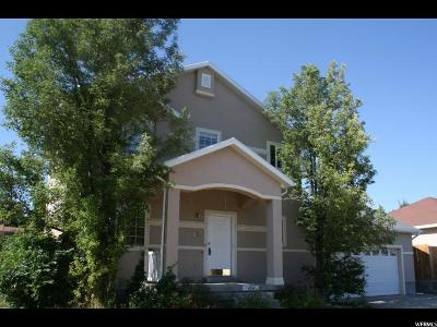 Tooele Single Family Home For Sale: 474 E 670 N
