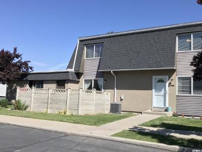 South Jordan Condo For Sale: 9748 S Yorkshire Dr W