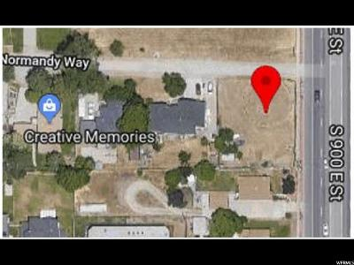Midvale Residential Lots & Land For Sale: 888 E Normandy Way
